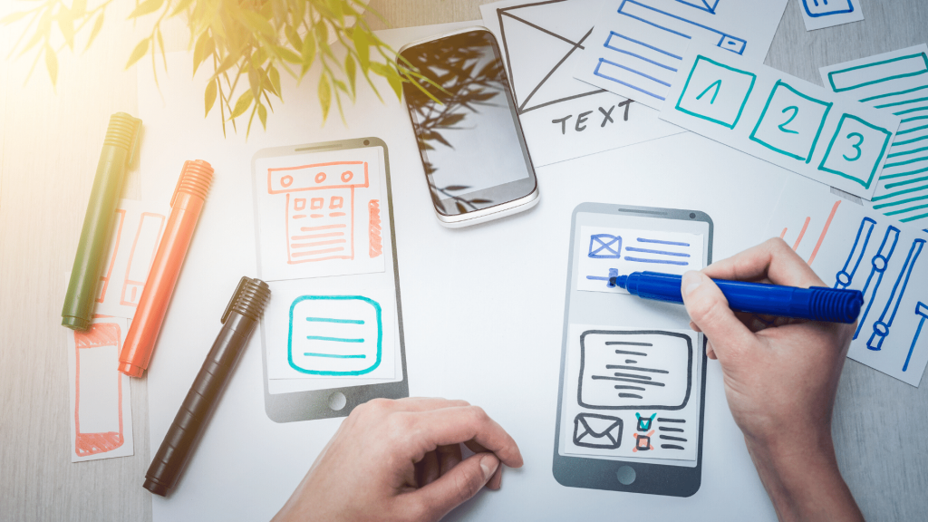 Designing user experience in business software